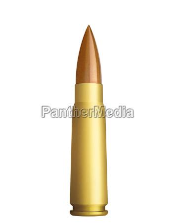 bullet cut out