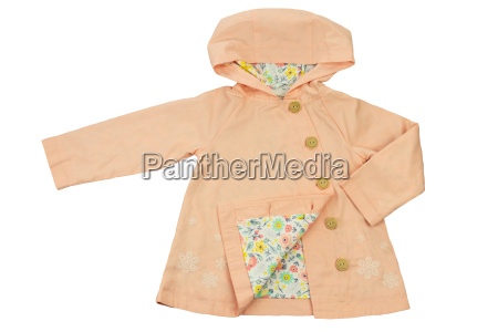 fashionable spring and summer coat for