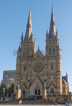 st marys cathedral sydney new south