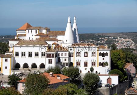national palace of sintra palacio nacional