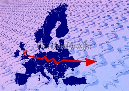 europa euro raum brexit grossbritanien ausstieg