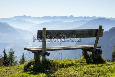 lookout schladminger tauern austria