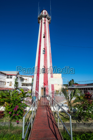 old light house in georgetown guyana