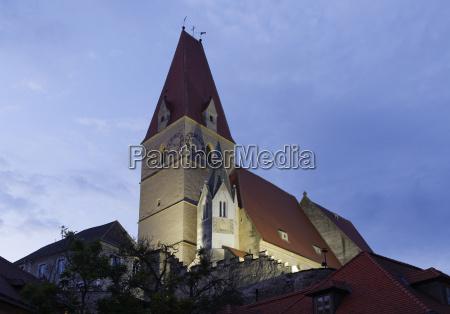 religion church lighted austrians europe mood
