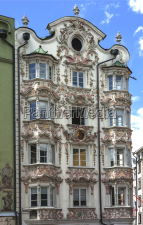 helblinghaus with baroque stucco 1725 herzog