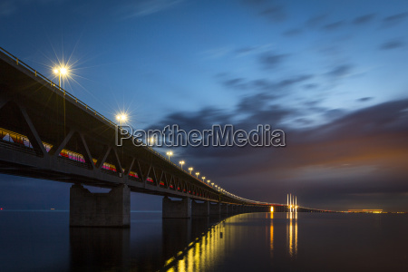 oresundbrucke oresundsbroen weltweit langste