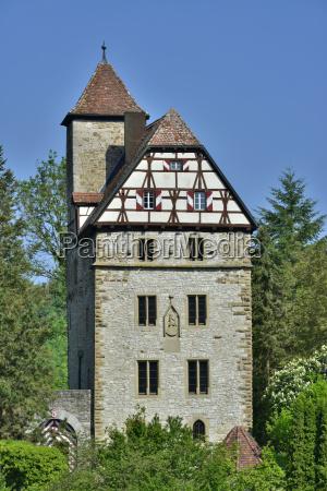 burg buchenbach oder schloss buchenbach