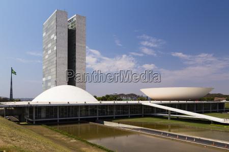 congresso nacional brasilia distrito federal brazil