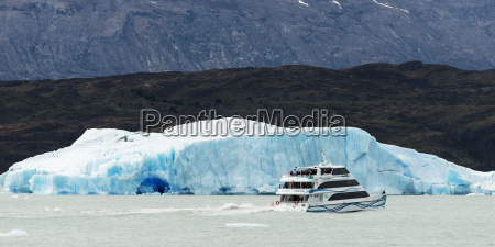 moreno glacier and lake argentino los