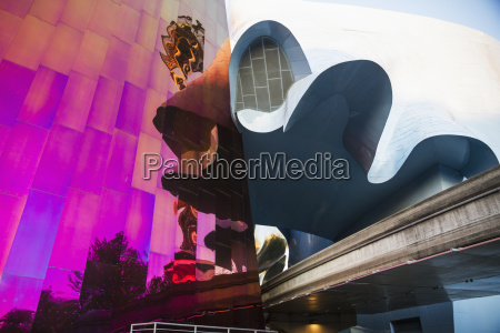 experience music project emp building designed