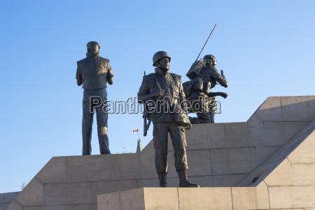 peacekeeping monument ottawa ontario canada