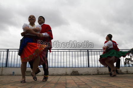 folkloric dance troupe performing dances on