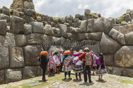 inca school children tour ancient inca