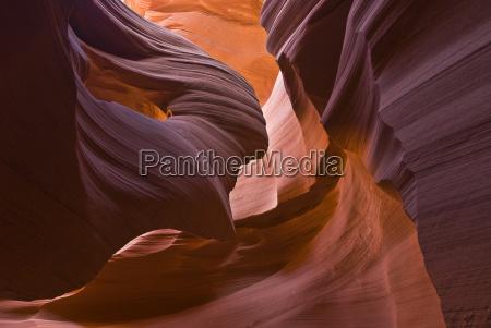 antelope canyon page arizona usa abstract