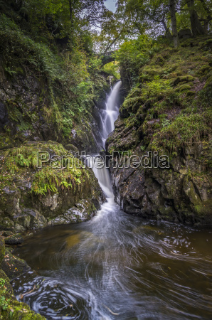 aira force waterfall in the english