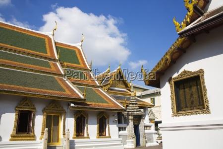 exterior of amarindra winitchai hall at