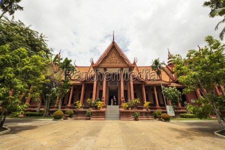 national museum of arts phnom penh
