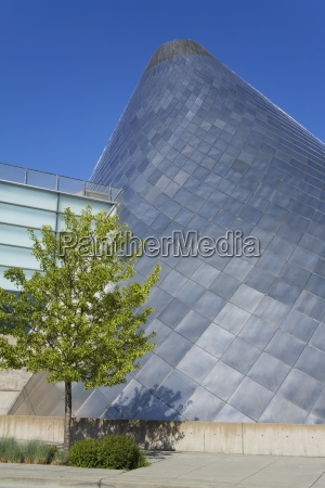 museum of glass exterior tacoma washington