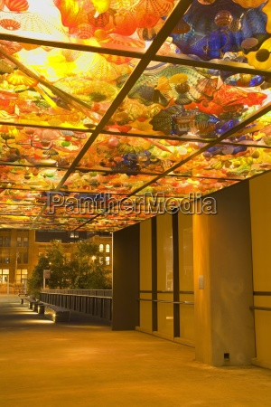chihuly, bridge, of, glass;, museum, of - 25413386