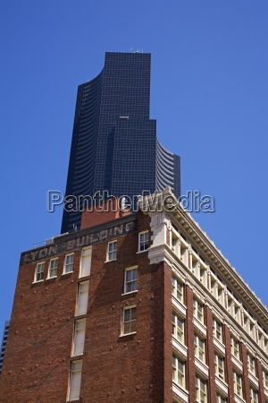 columbia center tower seattle washington state