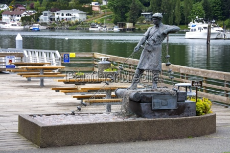 fishermans memorial gig harbor tacoma washington