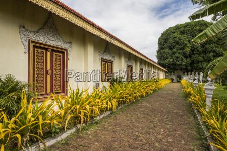 enclosure of the royal palace phnom