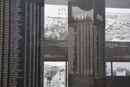 korean war veterans memorial waterfront district