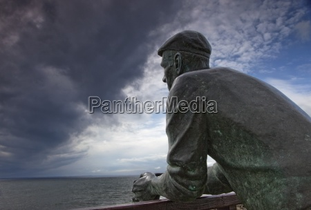 waterfront statue port william dumfries and