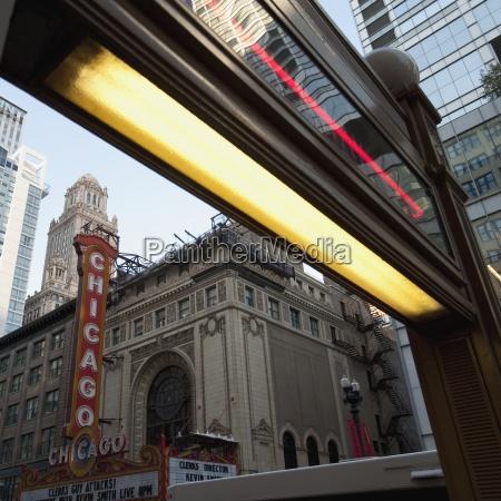 pedway chicago illinois usa