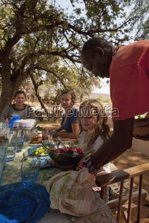 elephant watch camp samburu kenya africa