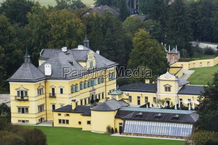 hellbrunn palace salzburg austria