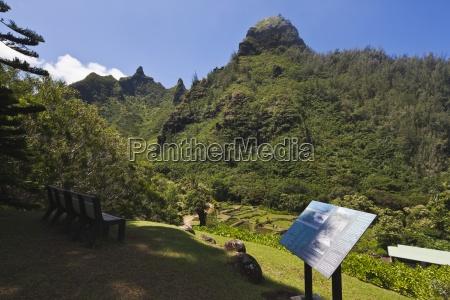 kauai hawaii usa open park area