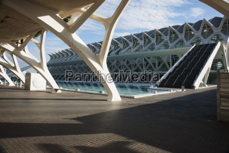 museum of science valencia spanien