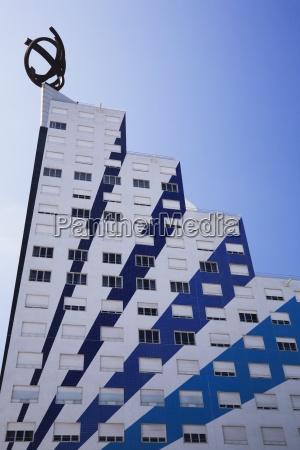modern architecture lisbon portugal