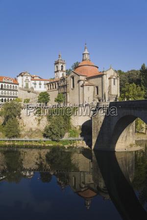 so gonalo monastery and bridge over