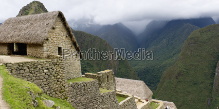 the historic inca site machu picchu