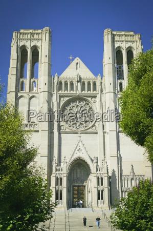 grace kathedrale san francisco kalifornien vereinigte