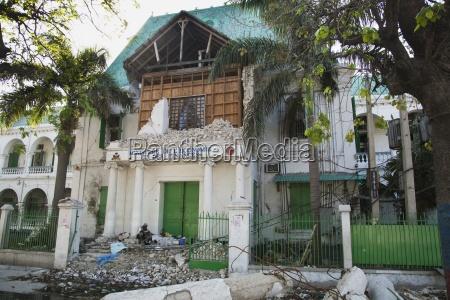 the building of ministre de lconomie
