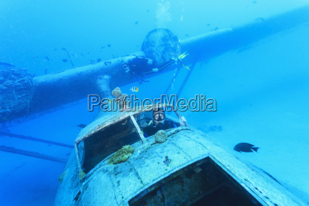 wwii us catalina flying boat sunk