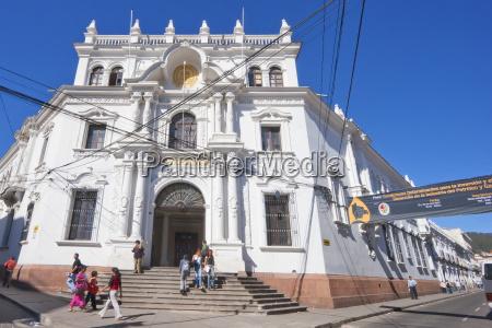 university of saint francis xavier sucre
