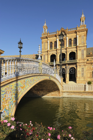 a bridge over a waterway at