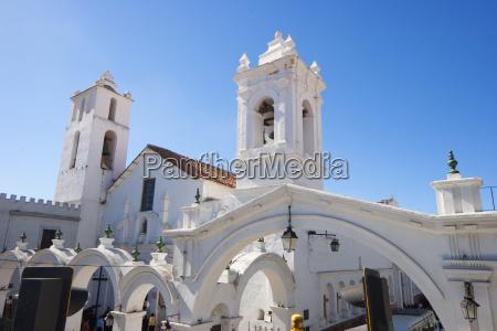 church of san francisco sucre chuquisaca