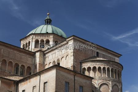 blau architektonisch religion glaube kirche denkmal