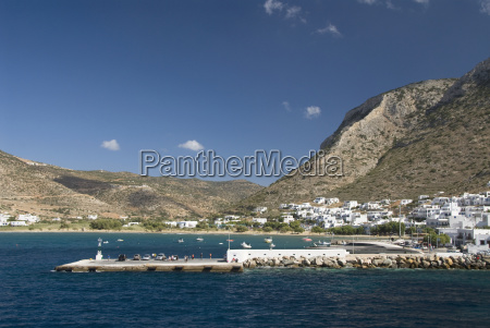 greece cyclades island of sifnos kamares