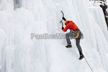 ice climbing lake willoughby vermont united