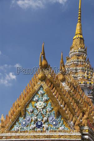 thailand, bangkok, wat, phra, kaeo, complex, (grand, palace - 25467416