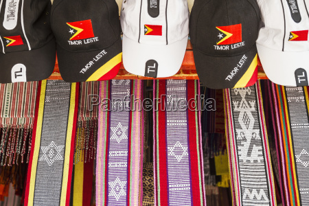 hats and timorese textiles for sale