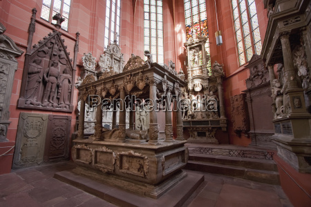 tomb of count ludwig i of