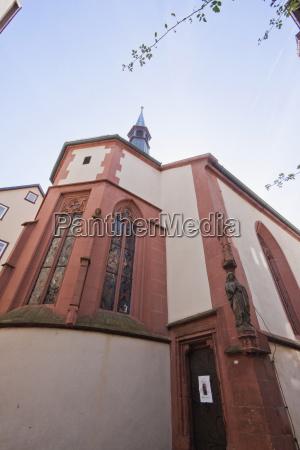 marienkapelle st marys chapel wertheim am