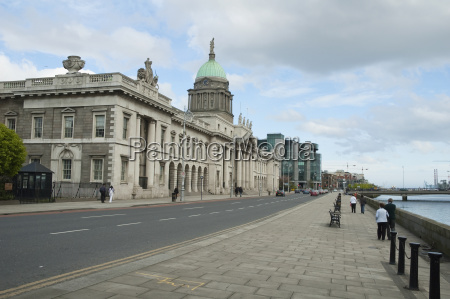 custom house dublin irland